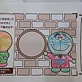 20140814【6Y5M】CaCa Planet美術~哆啦A夢