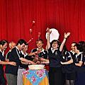 二林社區大學十週年校慶暨100年度春季期課程博覽會