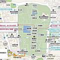 韓國旅遊圖