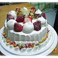 佳樂草莓蛋糕 @ 桃園市