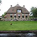 荷蘭﹣羊角村 Geithoorn
