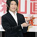 2004/12/10 森山直太朗訪台記者會
