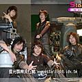 2004/12/14 五月天拍攝金飾廣告