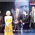 2004/12/15 尼可拉斯凱吉出席「國家寶藏」首映會