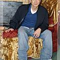 2004/12/16 金馬影帝劉德華媒體餐敘