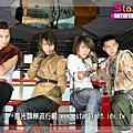 2004/12/28 5566拍攝新專輯MV