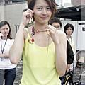 2005/04/22 梁詠琪舊地重遊拍MV