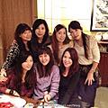 2013年高中姊妹慶生會