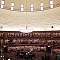 斯德哥爾摩圖書館