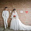 台灣婚紗攝影風格之抓拍人物