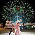【婚紗照 推薦】歡樂遊樂園