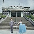 拍婚紗照景點推薦-台北牡丹車站