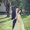 外拍婚紗2