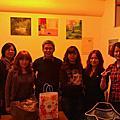 尤金的心靈塔羅教室(2012.02.25-26)