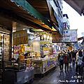 20181013 金山老街(黃記蔥油餅)