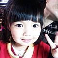 2011~2013賢賢妹妹在楊阿嬤家的日子
