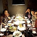 2017.2.12 蜜月小團@ Haleakala夏威夷酒吧餐廳&合‧shabu