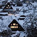 日本關西‧北陸‧關東~合掌村。飛驒牛。伊根舟屋。雪猴泡湯。星のや富士 11日跨年增肥之旅 Day 6