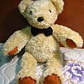 池的退伍禮物-eva手工熊