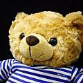 可愛的足感心熊