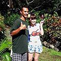 帛琉-用完一年運動量之第四天