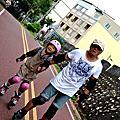 2013-6-22(7-26)台中 東豐自行車道溜直排輪含影片(彰化鹿港老街)
