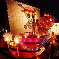文心公園與鹿港小鎮燈會