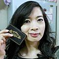 摩登、時尚的派對眼妝~~~CHIC CHOC華麗搖滾派對眼采盒(摩登紫)