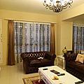 左木設計孫先生~三峽北大特區麗寶世紀館~窗簾設計案件
