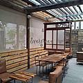 西門町~個性復古咖啡廳窗簾設計