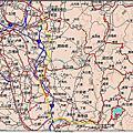 2007.7.15-7.30 環島路線地形地圖集