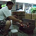 2008.09  中秋還是要烤肉