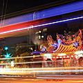 夜拍陽明山五福宮 [2012.12.13]