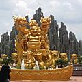 2008出差記In Vietnam 4/20 水仙樂園一日遊