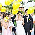 【婚佈】C & K 墾丁婚禮會場佈置