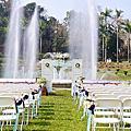 【婚佈】澄清湖花園婚禮佈置