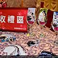台中松戶日本料理餐廳婚禮佈置2