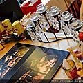彰化松戶日本料理餐廳婚禮佈置