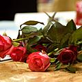 台中鮮園餐廳簡約婚禮佈置