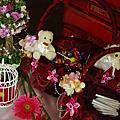 彰化和美自宅流水席婚禮佈置