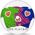 CDG PLAY 服飾系列