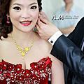 惠瑜文定單妝   婚攝:Lin Alan
