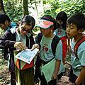 107戶外教學山林悠遊網網頁照片