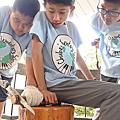 1070601-戶外教學-森活木工坊(竹北國小)