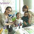 龍寶寶聚餐‧爸媽忙翻天!秋紅谷◆幸福小水舞‧2013