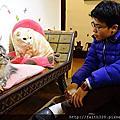 台北元氣貓餐廳