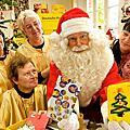 世界各地的聖誕老人回信
