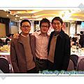 2008-03-01 高中同學結婚宴會@新莊國際宴會廳