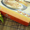 【團購美食】田家千層拉餅 千層蔥餡拉餅 千層地瓜拉餅 天然好味道 外酥內軟 多汁內餡 多層次的美味