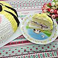 【烘焙教室】Yumi手作烘焙 巧虎造型蛋糕DIY 初學者也能輕易上手喔!